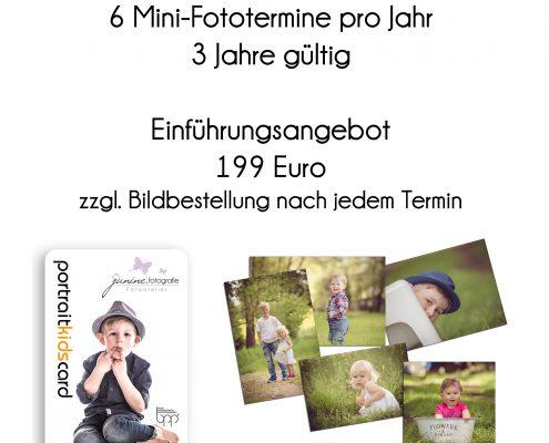 KidsCard Einführungsaktion-Janine-Fotografie